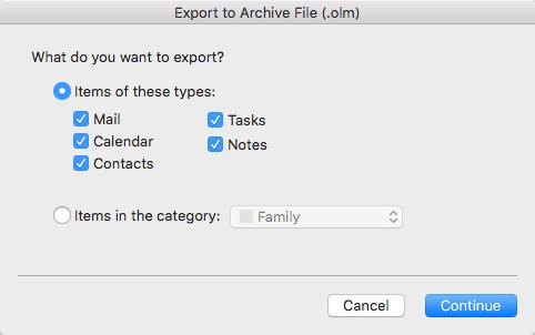 1607912826 684 Comment exporter vos e mails de Microsoft Outlook vers CSV ou