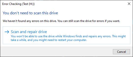1607915105 438 Comment recuperer des fichiers a partir dune cle USB endommagee
