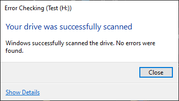 1607915105 759 Comment recuperer des fichiers a partir dune cle USB endommagee