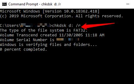 1607915105 880 Comment recuperer des fichiers a partir dune cle USB endommagee