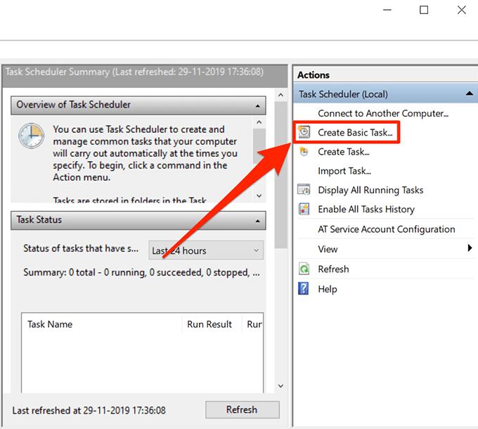 1607917514 848 Comment arreter automatiquement un ordinateur Windows