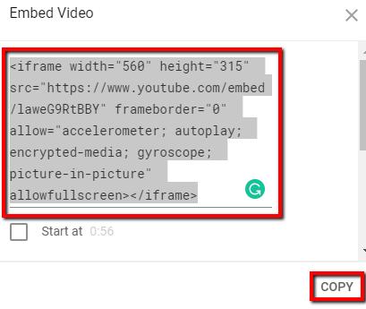 1607918873 415 Comment integrer une video YouTube dans Microsoft PowerPoint