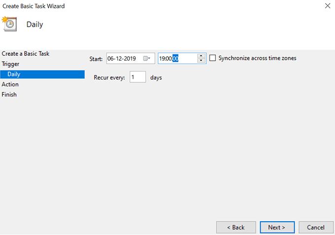 1607922106 905 Comment basculer automatiquement les modes sombre et clair sur Windows