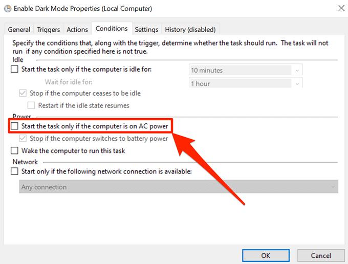 1607922107 410 Comment basculer automatiquement les modes sombre et clair sur Windows