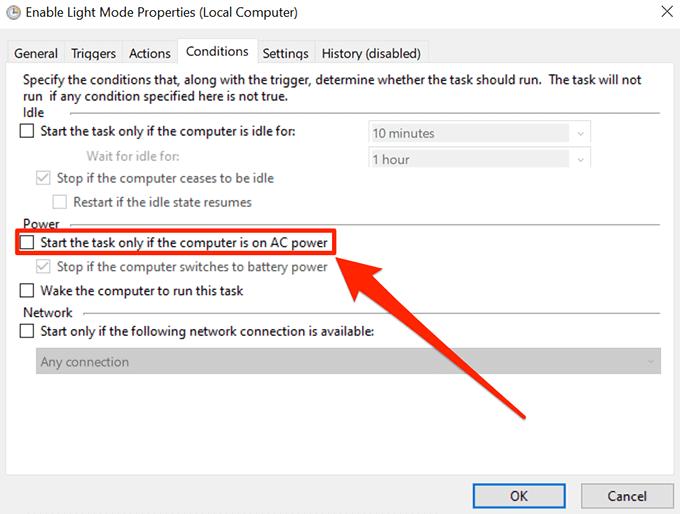 1607922108 790 Comment basculer automatiquement les modes sombre et clair sur Windows