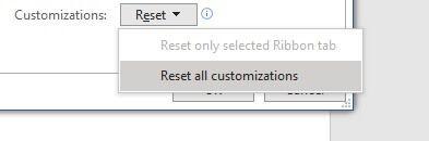 1607932861 284 Comment personnaliser le ruban Microsoft Office