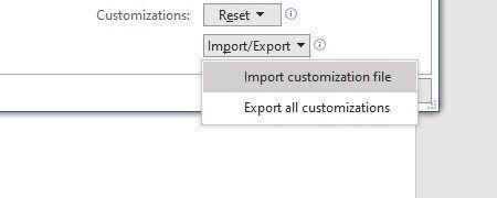 1607932861 968 Comment personnaliser le ruban Microsoft Office