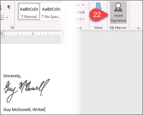 1607936549 287 Comment creer et executer une macro dans Word