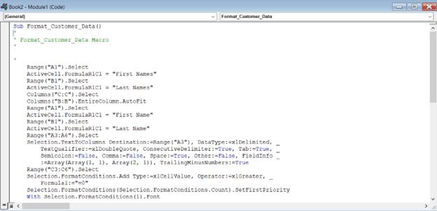 1607942599 862 Comment creer une macro ou un script VBA dans