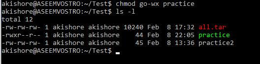 1607950261 361 Comprendre les autorisations Linux et lutilisation de chmod