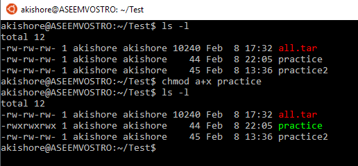 1607950261 918 Comprendre les autorisations Linux et lutilisation de chmod