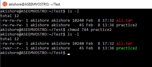 1607950262 545 Comprendre les autorisations Linux et lutilisation de chmod