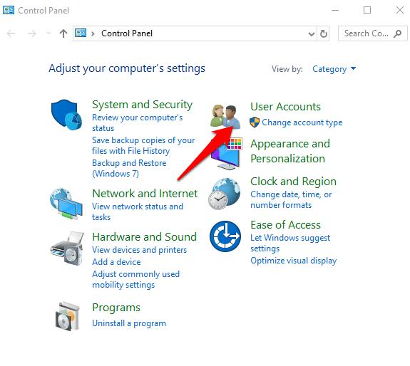 1607952467 682 Comment changer ladministrateur sous Windows 10
