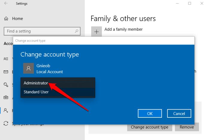 1607952467 94 Comment changer ladministrateur sous Windows 10