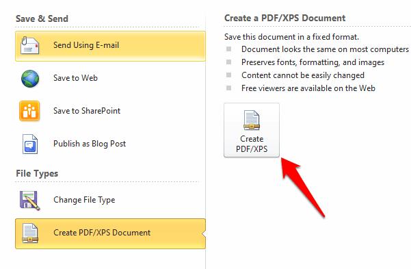 1607953732 601 Comment convertir un document Word en PDF