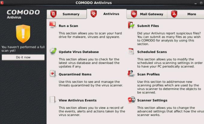 1607957718 40 Les 7 meilleurs programmes antivirus gratuits pour
