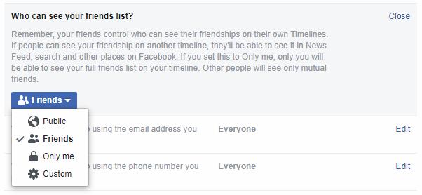 1607958444 550 9 conseils pour une meilleure confidentialite sur Facebook