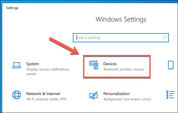1607971102 848 Comment changer la vitesse de votre souris dans Windows 10