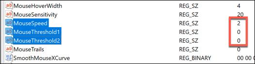 1607971103 105 Comment changer la vitesse de votre souris dans Windows 10