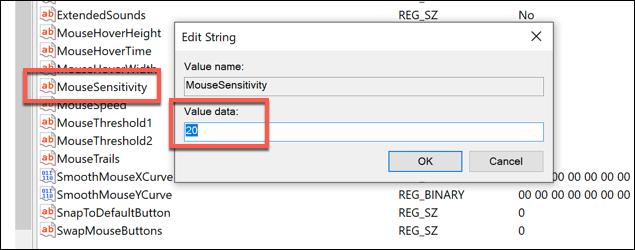 1607971103 344 Comment changer la vitesse de votre souris dans Windows 10