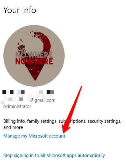 1607977352 823 Comment changer votre nom dutilisateur sur Windows 10