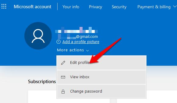 1607977352 994 Comment changer votre nom dutilisateur sur Windows 10