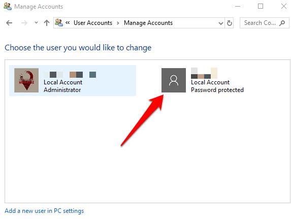 1607977353 207 Comment changer votre nom dutilisateur sur Windows 10
