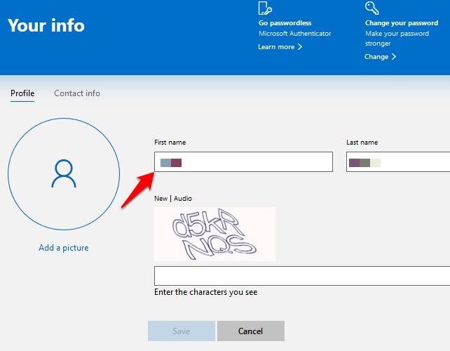 1607977353 289 Comment changer votre nom dutilisateur sur Windows 10