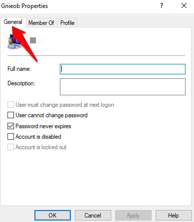 1607977354 820 Comment changer votre nom dutilisateur sur Windows 10