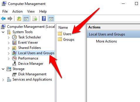 1607977354 964 Comment changer votre nom dutilisateur sur Windows 10