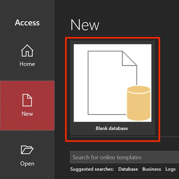 1607982282 896 Comment creer une base de donnees avec Microsoft Access