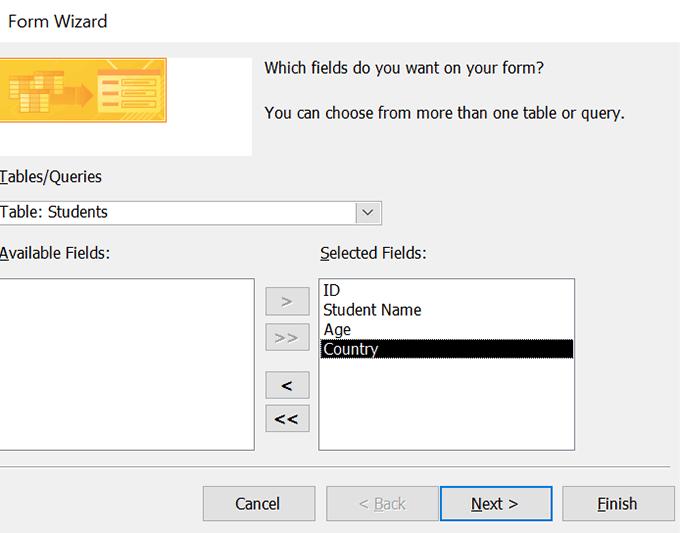 1607982284 762 Comment creer une base de donnees avec Microsoft Access
