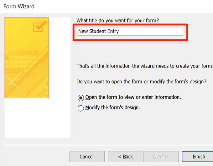 1607982285 8 Comment creer une base de donnees avec Microsoft Access