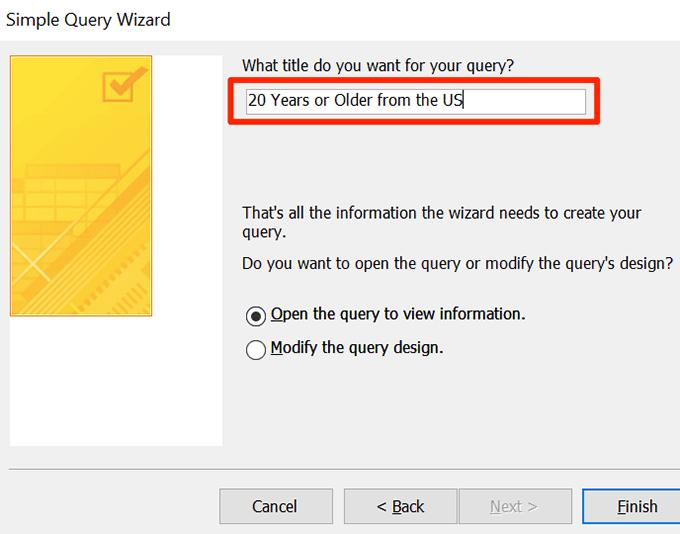 1607982286 570 Comment creer une base de donnees avec Microsoft Access