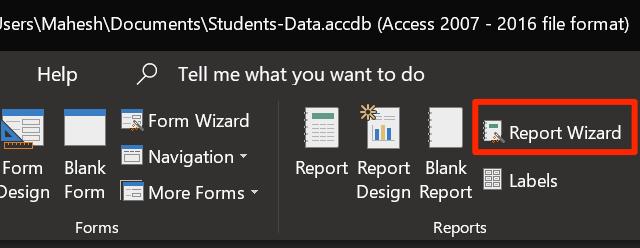 1607982287 283 Comment creer une base de donnees avec Microsoft Access