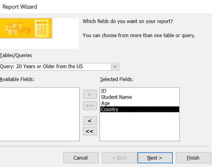 1607982287 97 Comment creer une base de donnees avec Microsoft Access