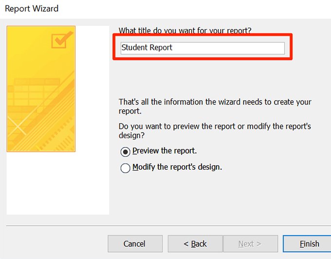 1607982288 474 Comment creer une base de donnees avec Microsoft Access
