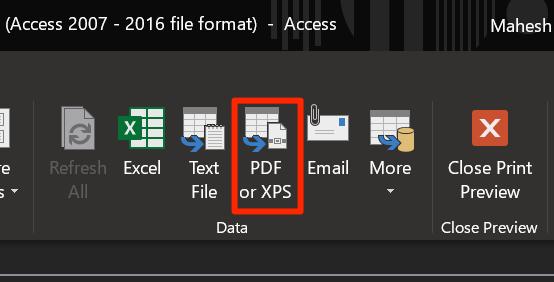 1607982288 817 Comment creer une base de donnees avec Microsoft Access