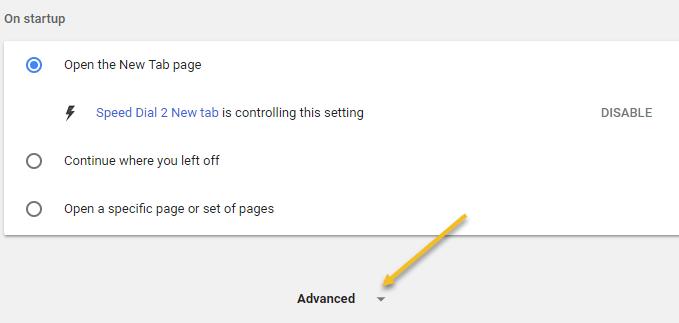 1607987640 562 Modifier lemplacement du dossier de telechargement dans Google Chrome