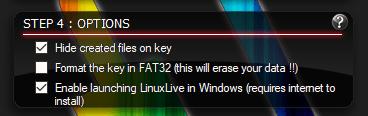 1607998892 570 Linux Live USB Creator vous permet de creer un systeme