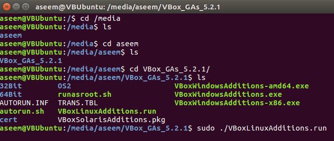 1608002588 663 Comment installer les additions invite VirtualBox dans Ubuntu