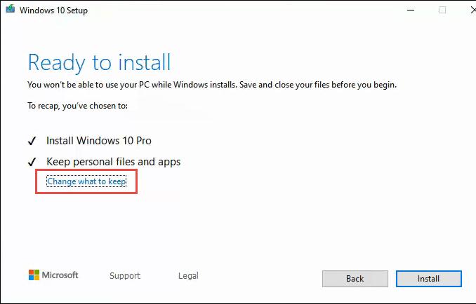 1608012002 449 3 facons deffacer et de reinstaller Windows 10