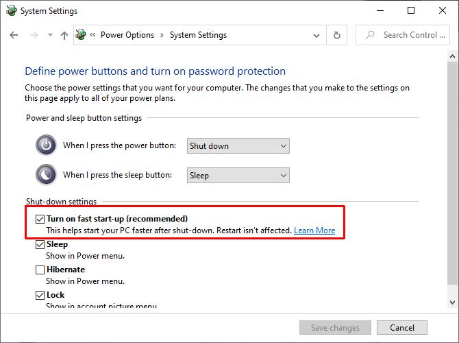 1608015658 983 4 facons daccelerer les temps de demarrage de Windows 10