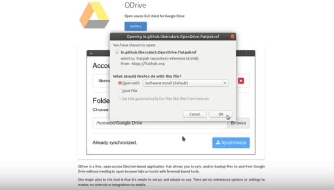 1608017549 767 Comment synchroniser Ubuntu sur votre Google Drive