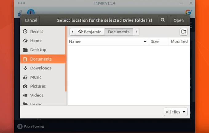 1608017552 834 Comment synchroniser Ubuntu sur votre Google Drive