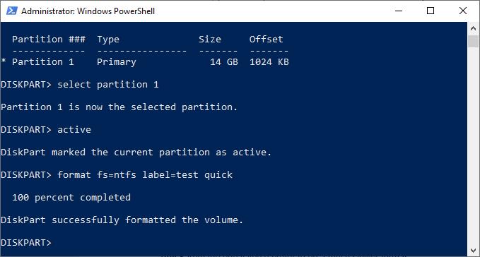 1608017916 601 Comment utiliser lutilitaire DiskPart sous Windows