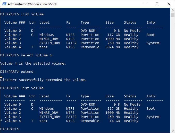 1608017916 647 Comment utiliser lutilitaire DiskPart sous Windows
