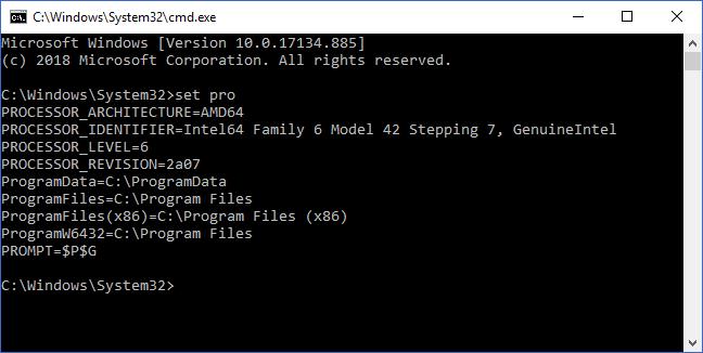 1608019317 452 4 facons de savoir si vous utilisez Windows 32 bits