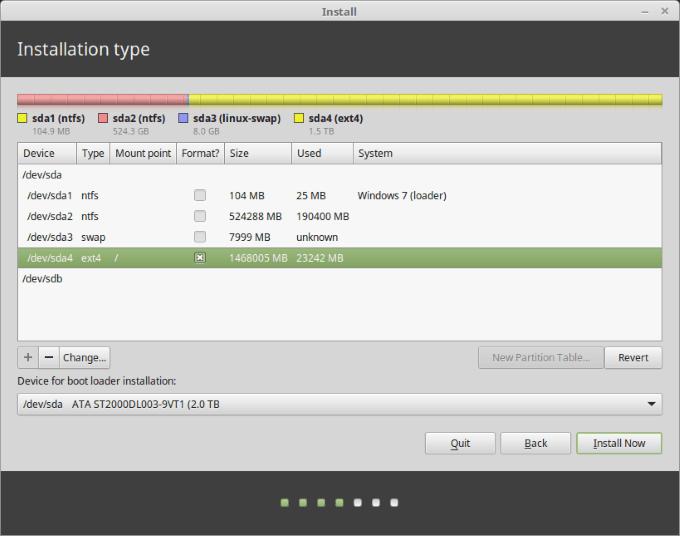 1608025674 190 Comment reinstaller Linux Mint sans perdre vos donnees et parametres