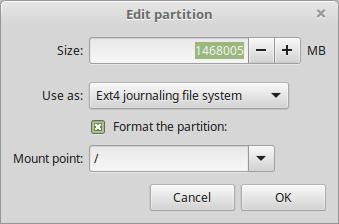 1608025674 385 Comment reinstaller Linux Mint sans perdre vos donnees et parametres